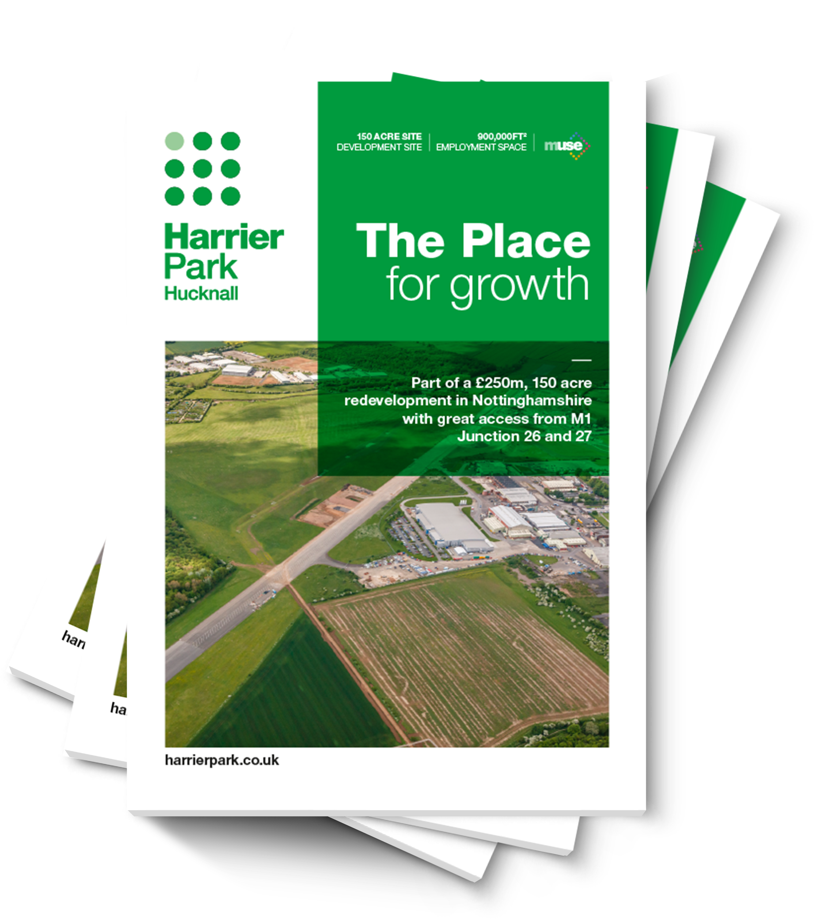 Download our Place for Growth Brochure